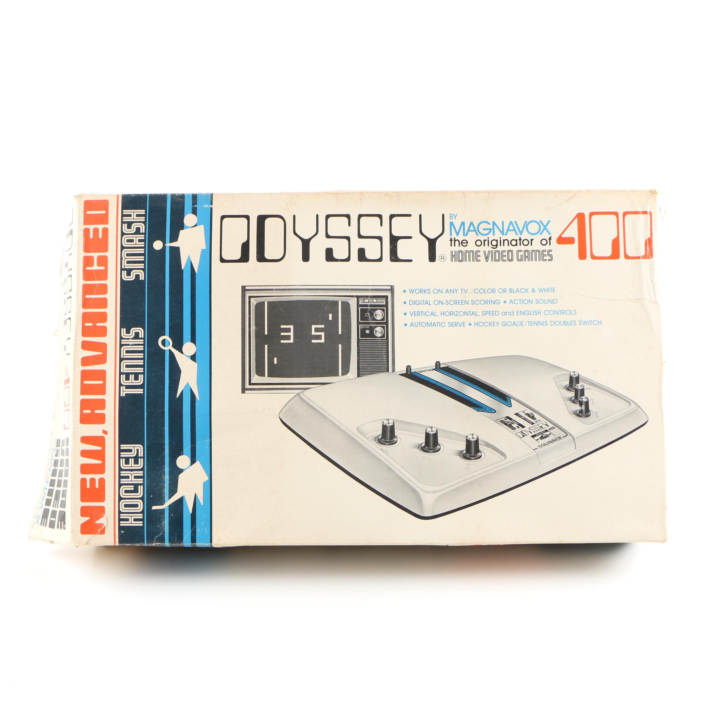 """Magnavox """"Odyssey 200"""" Home Video Game"""