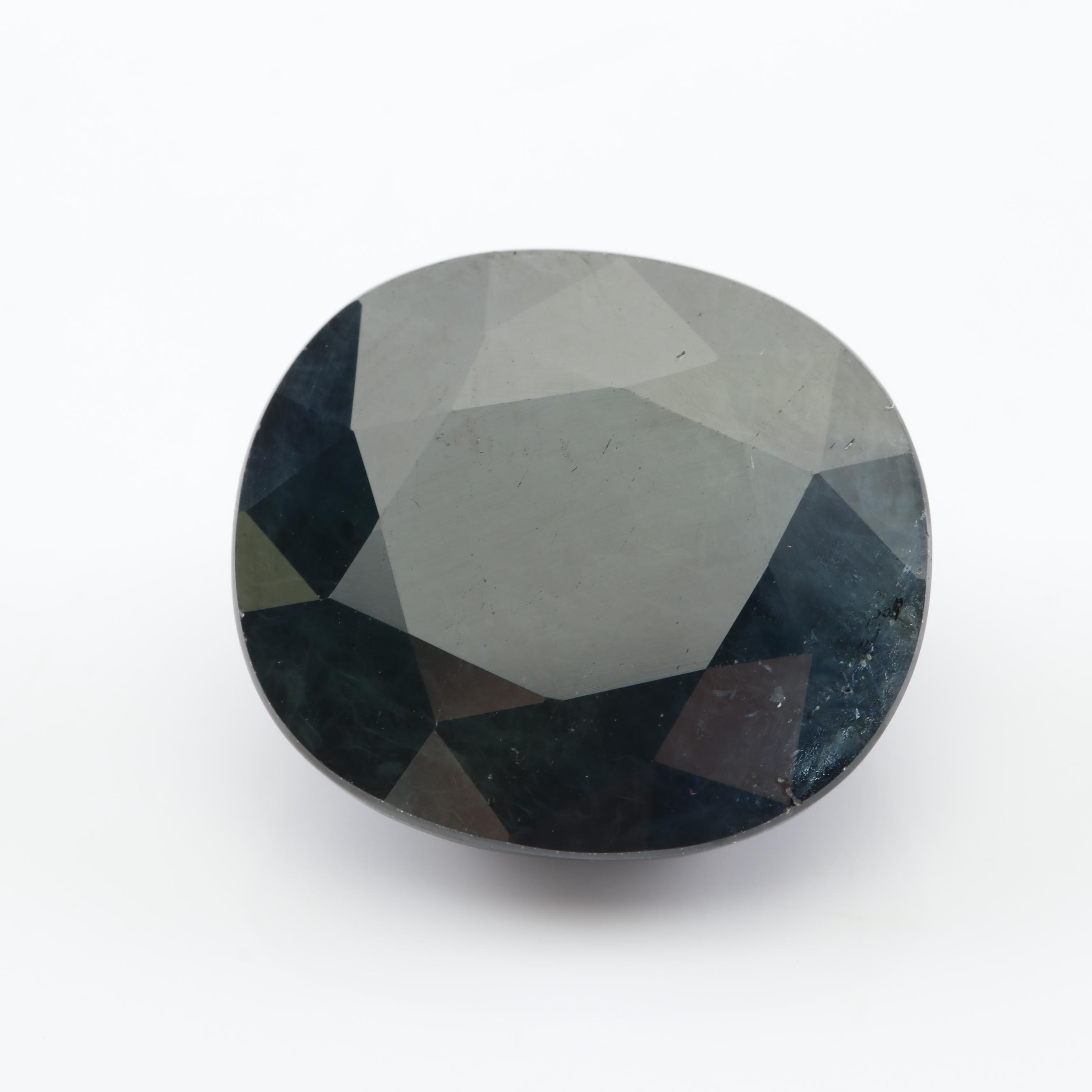 Loose 14.36 CT Sapphire Gemstone