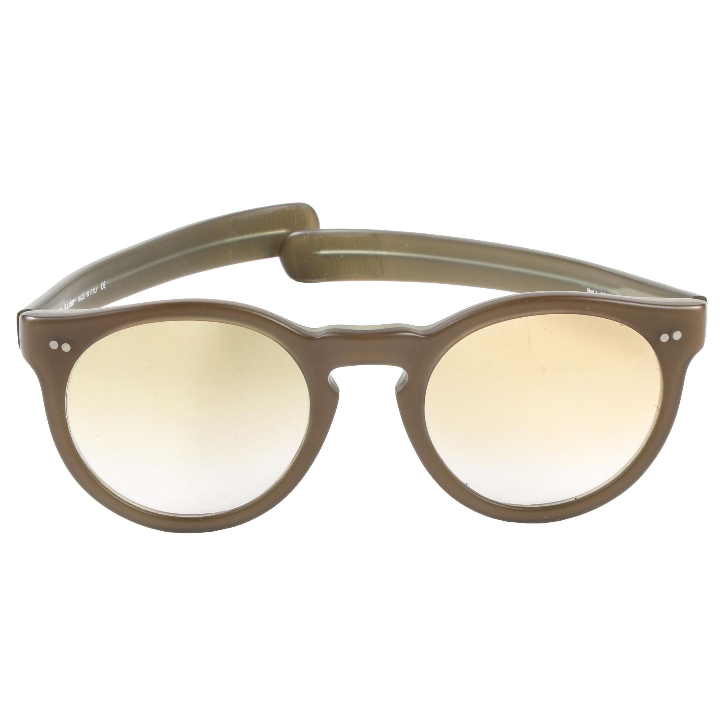 Kàdor M/1974 Round Prescription Sunglasses