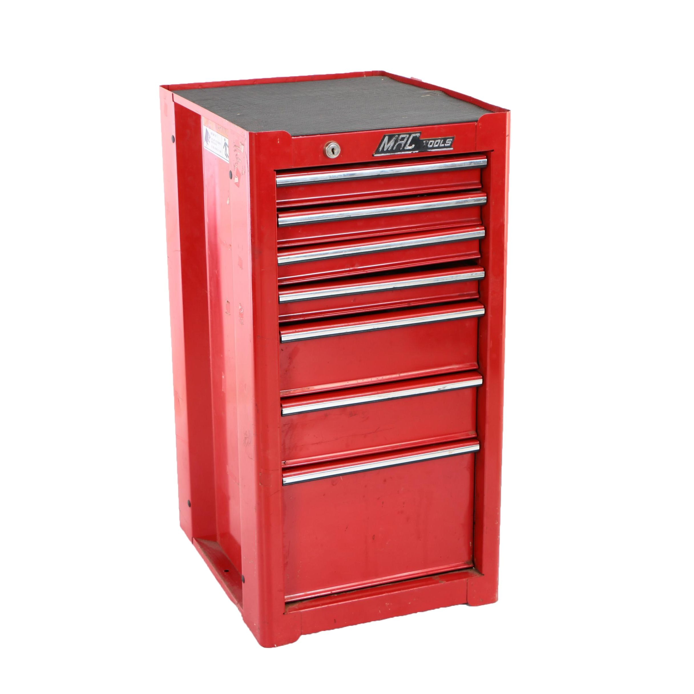 MAC Tools Seven Drawer Metal Side Chest