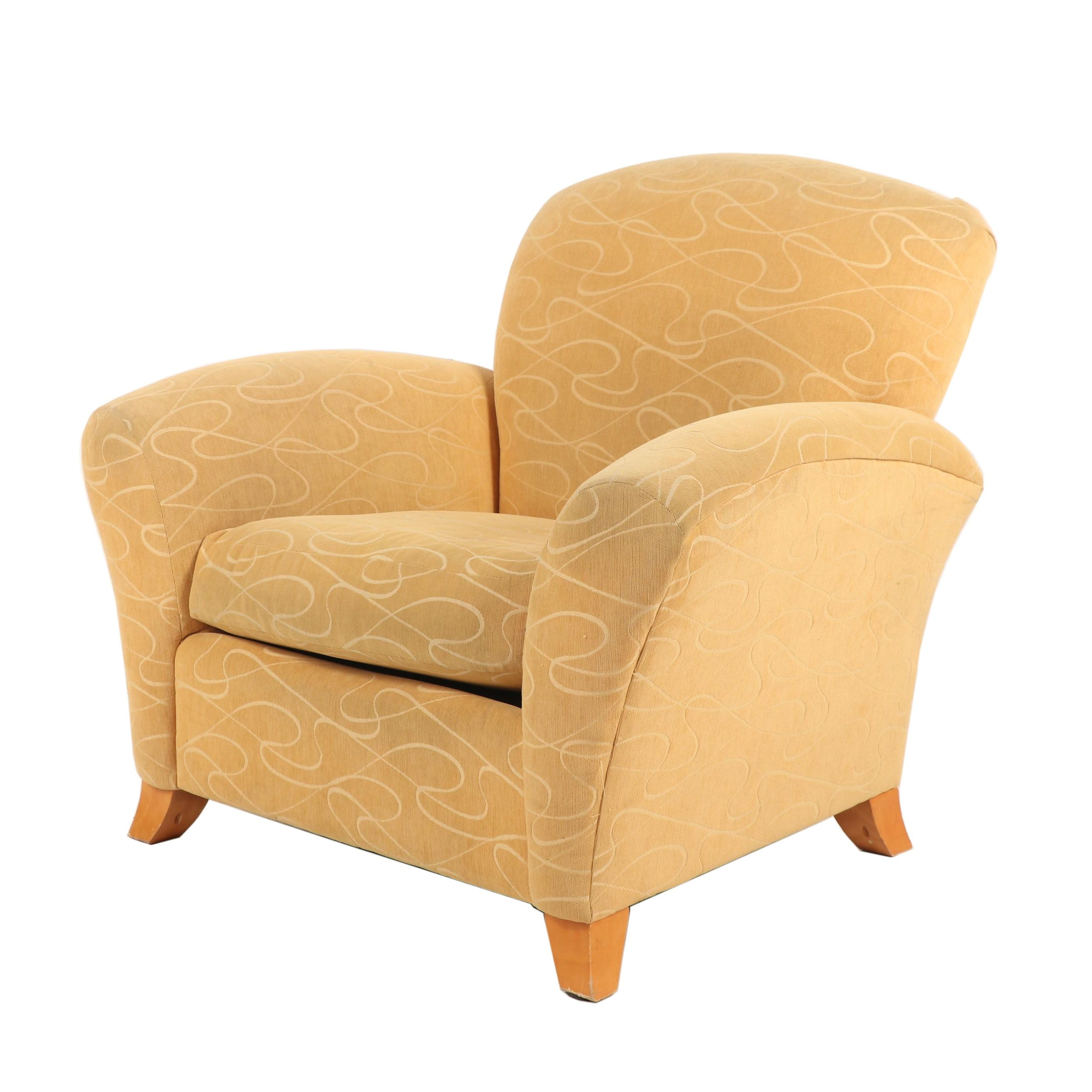 H.M. Richards Contemporary Upholstered Armchair