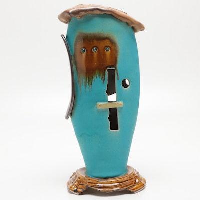 Larry Watson Thrown and Handbuilt Porcelain Sculpture