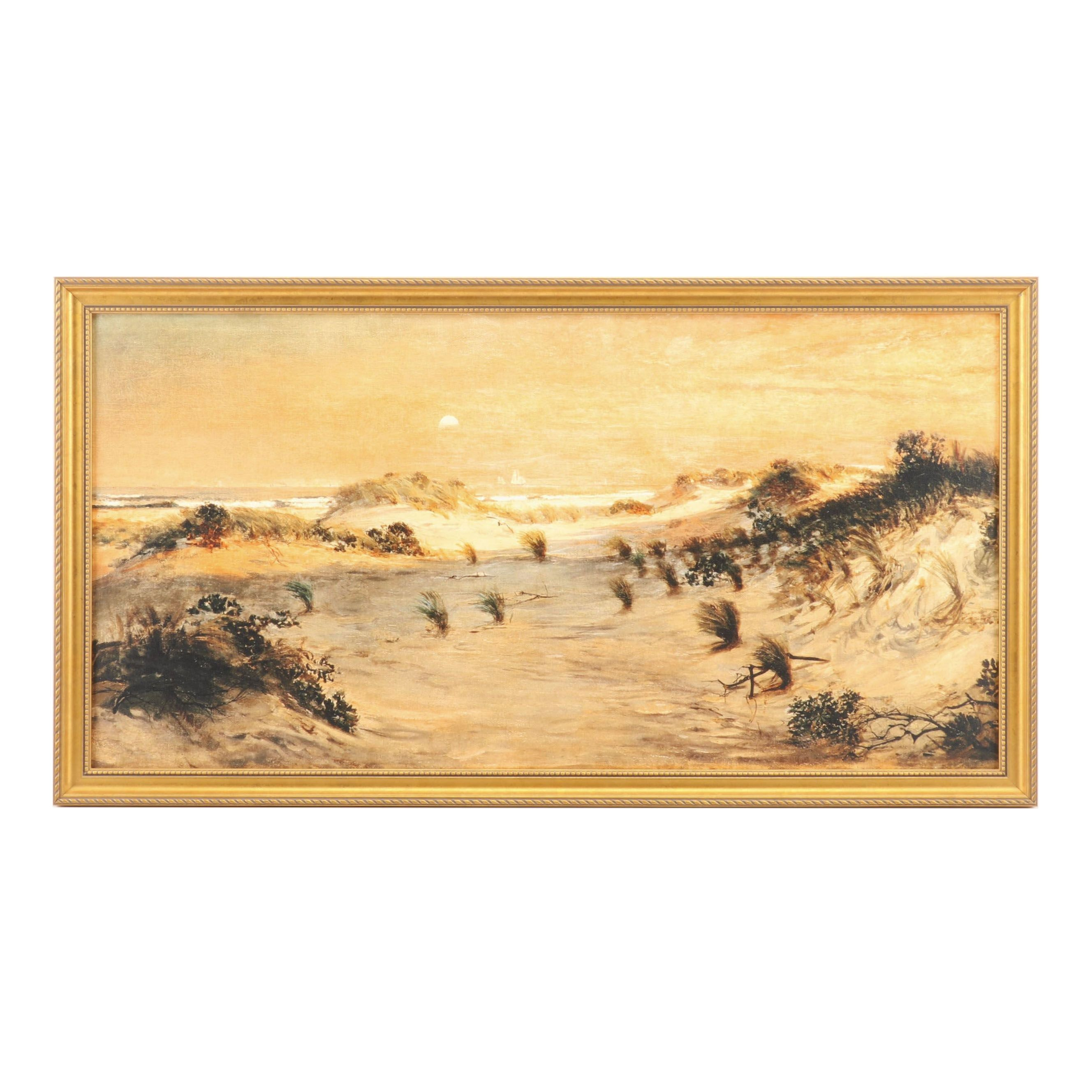 Mid-Late 20th Century Seascape Giclée