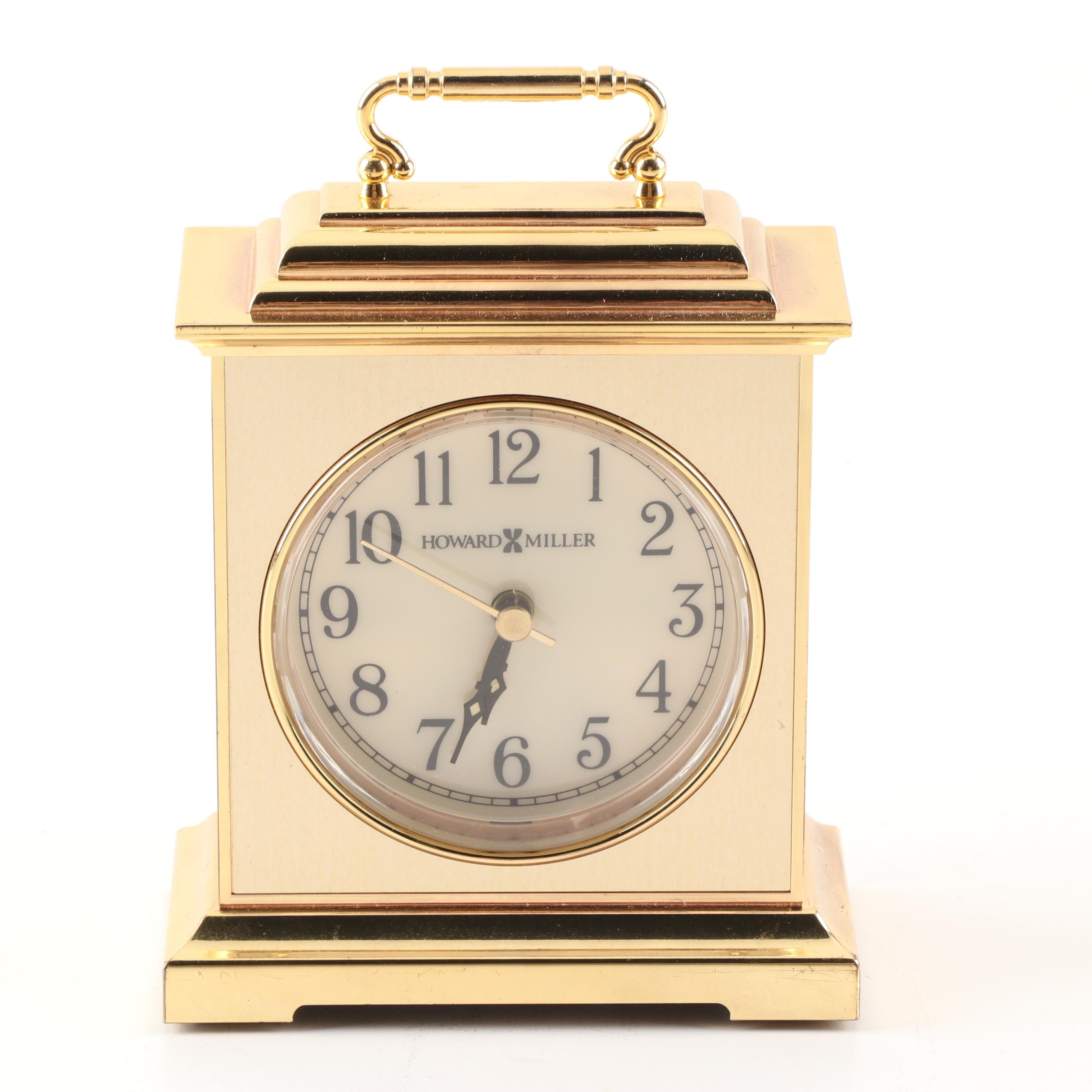 Howard Miller Carriage Clock