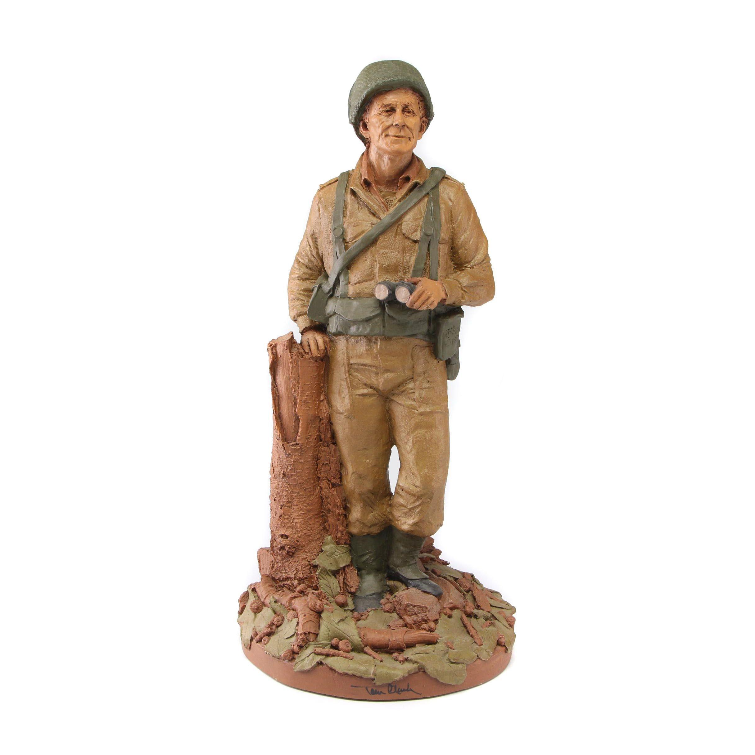 Tom Clark WWII Soldier Figurine