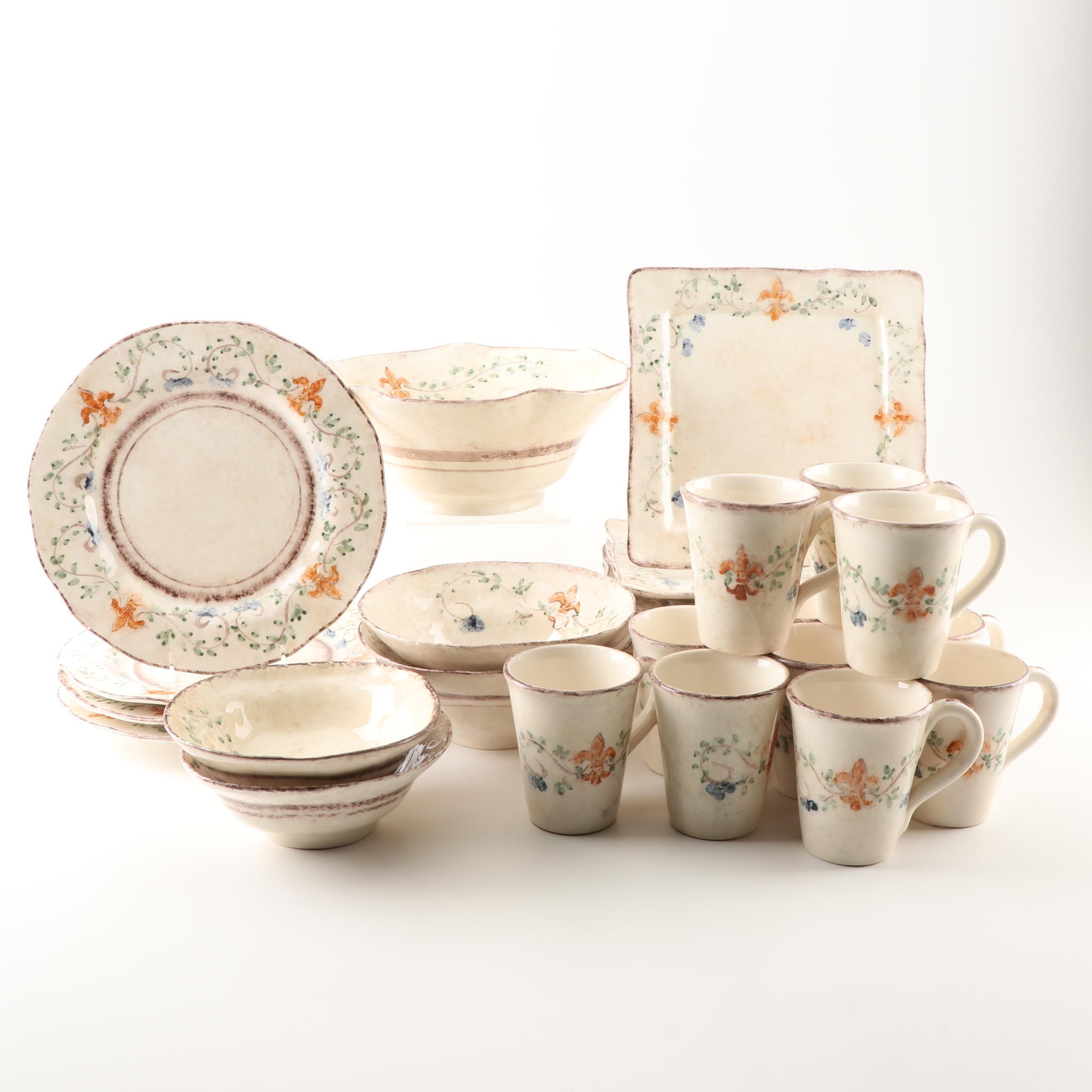 Art Italica Ceramic Dinnerware