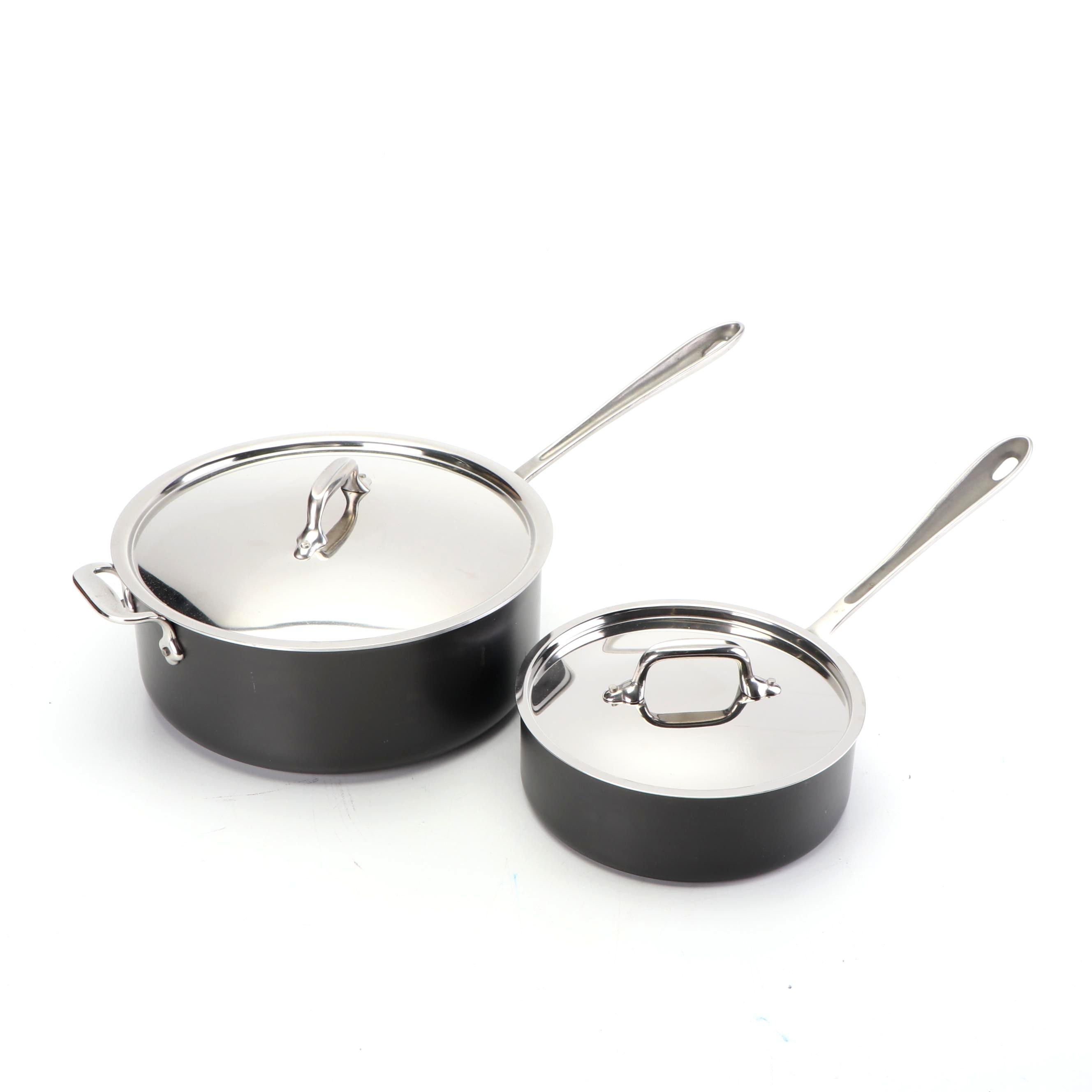 All-Clad Ltd Saute Pans