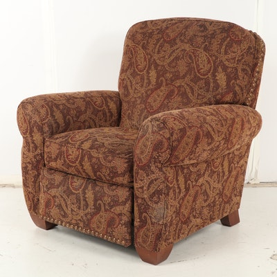 La-Z-Boy Contemporary Upholstered Reclining Armchair
