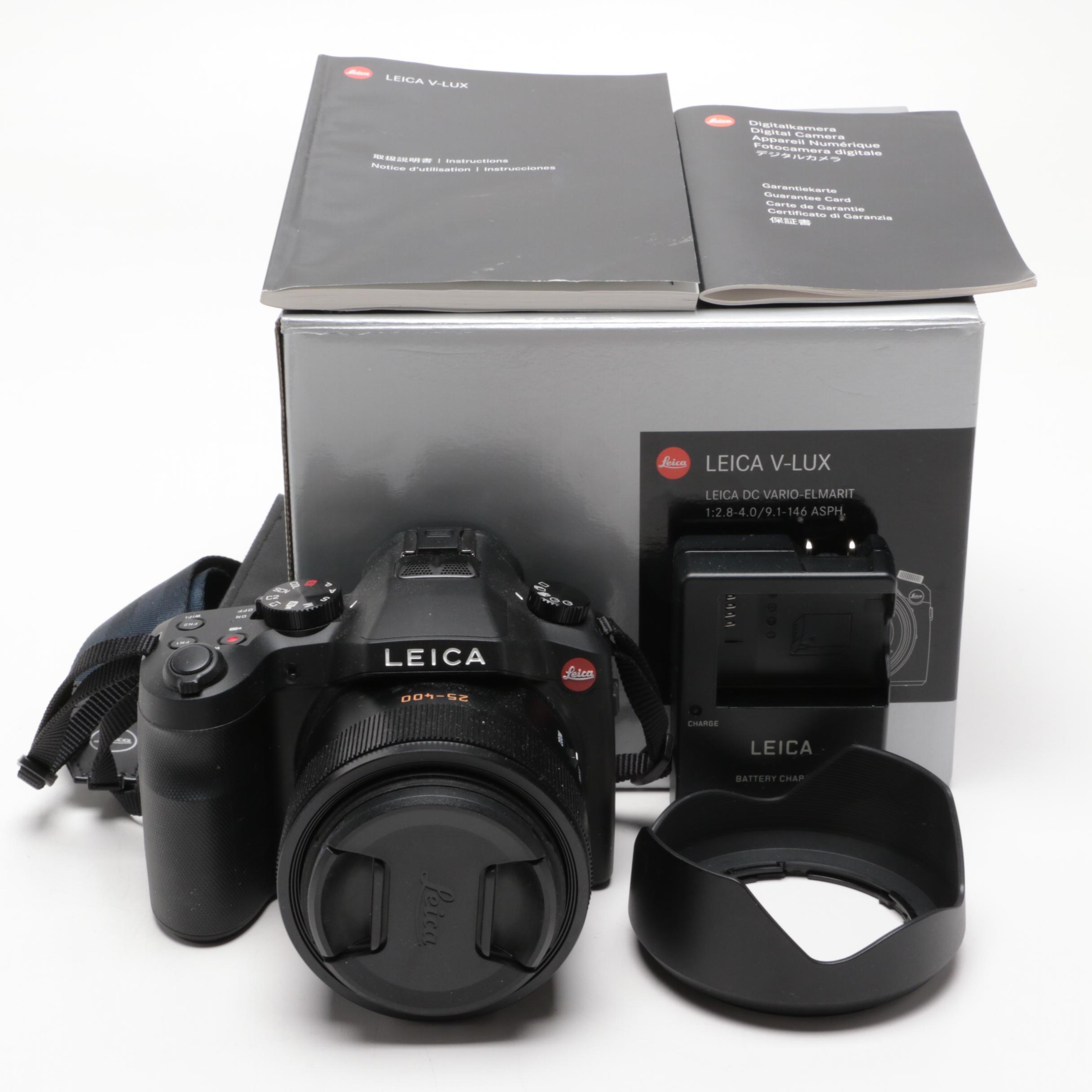 Leica V-Lux Digital Camera