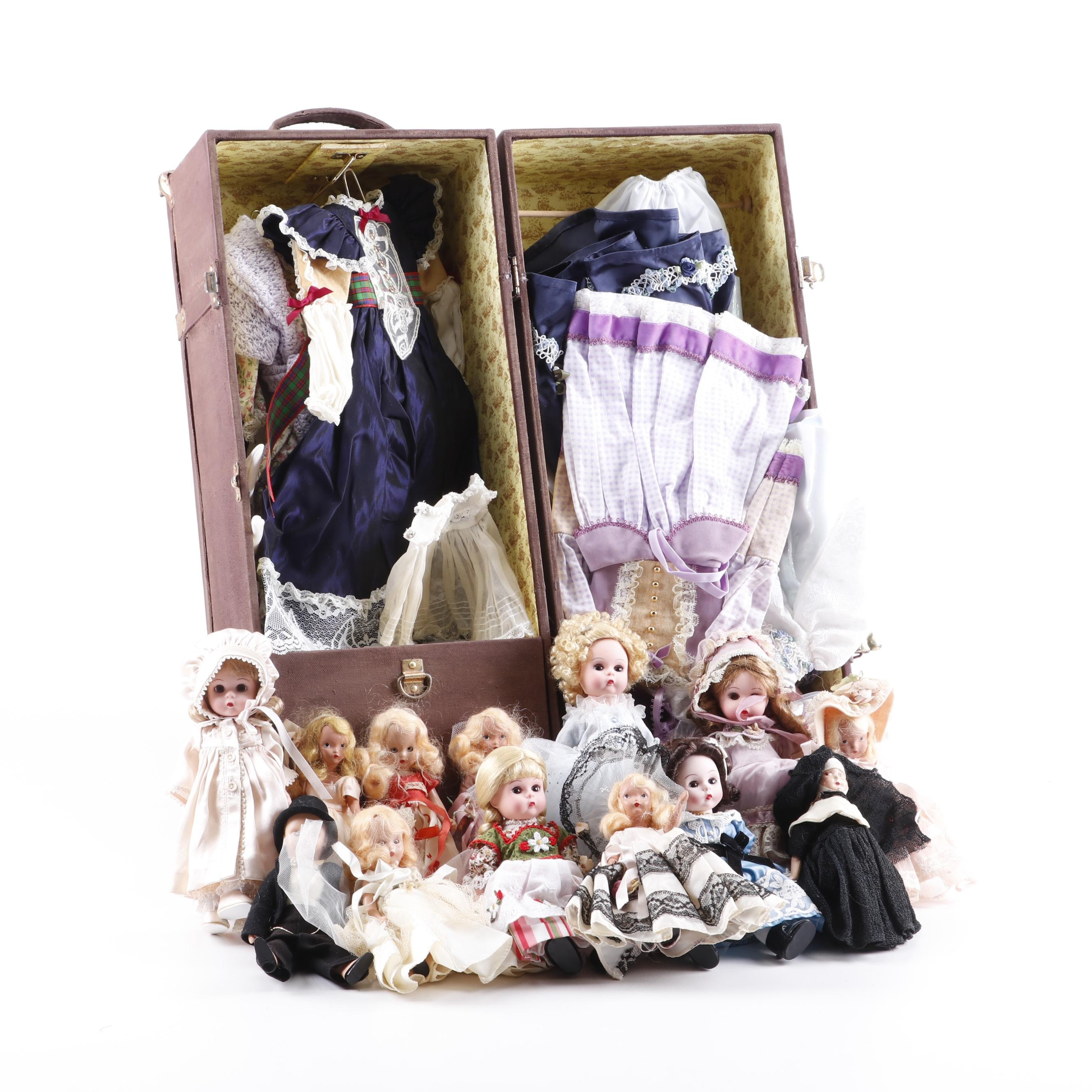 Storybook and Madame Alexander Dolls and Accessories