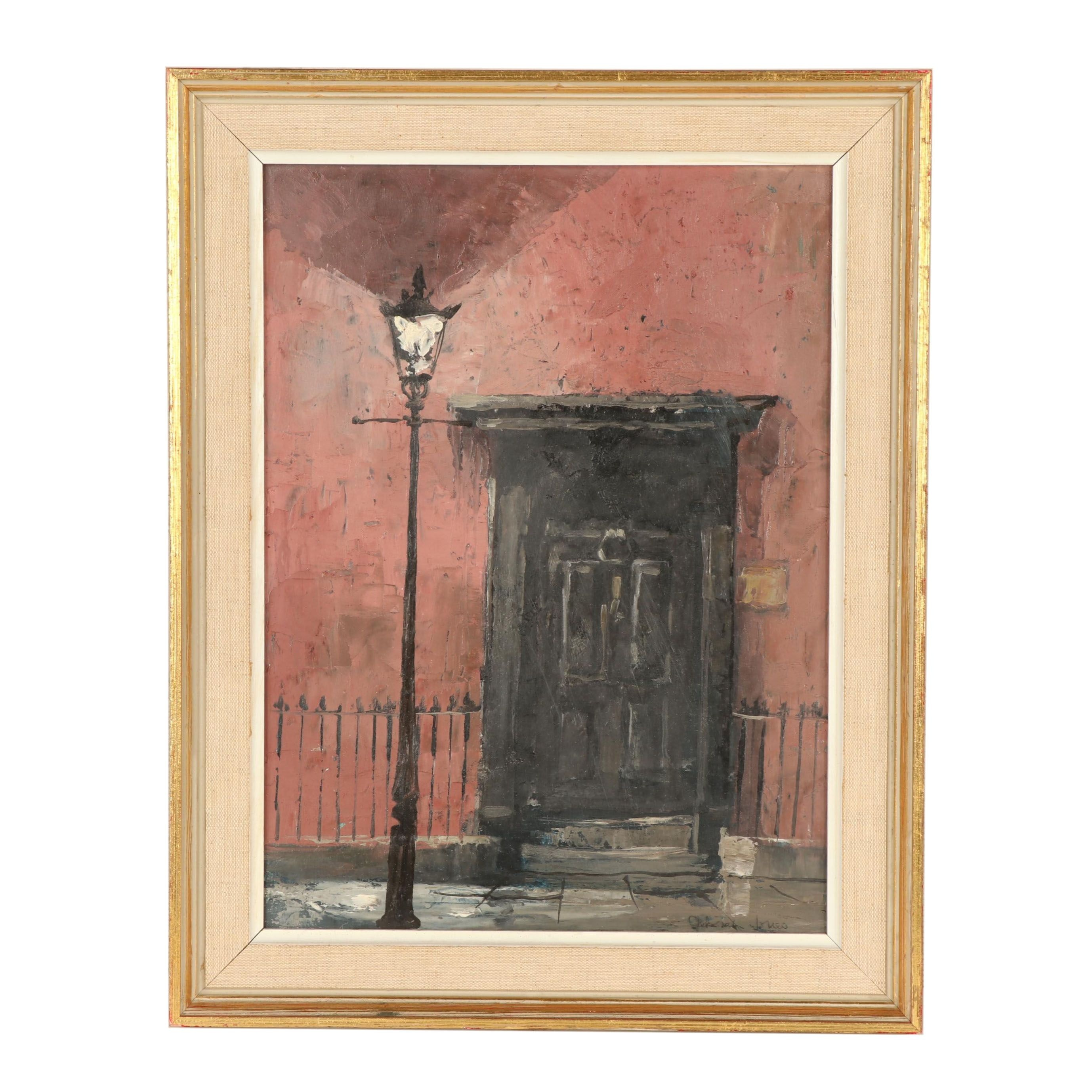 Deborah Jones Oil Painting