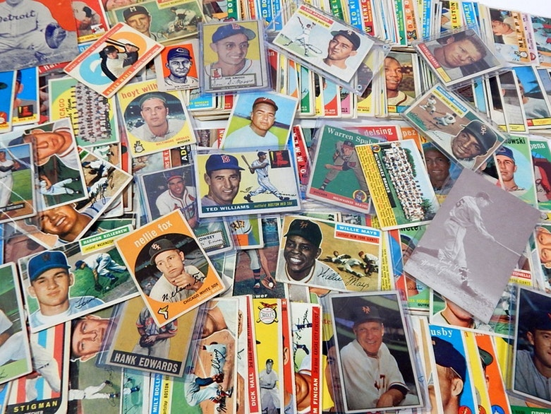 Sports Cards, Collectibles, Sports Memorabilia, More