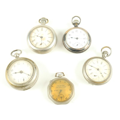 New Haven Pocket Watches