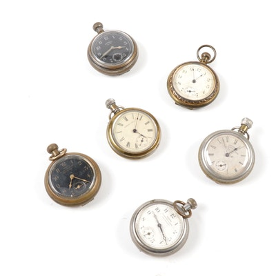 Antique Ingersoll Pocket Watches