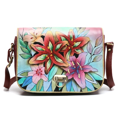 83d16aed74f4 Anuschka Hand-Painted Leather