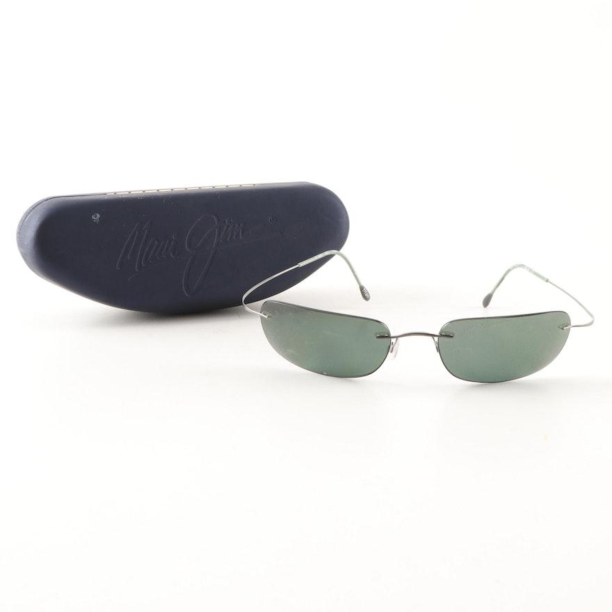 3ac4d0bd71fa Maui Jim Sport Silhouette Sunglasses | EBTH