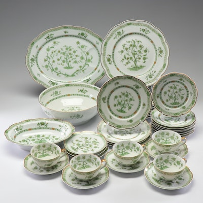 "Haviland Limoges Porcelain ""Bonneval"" Dinnerware"