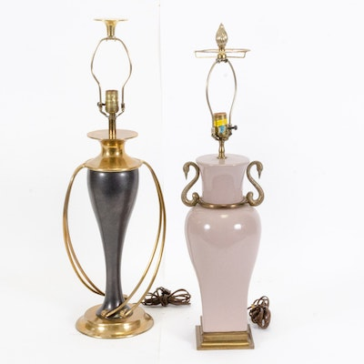 Art Deco Style Table Lamps