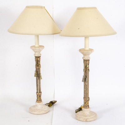 Neoclassical Style Table Lamps