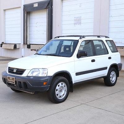 2001 Honda CR-V LX Compact SUV