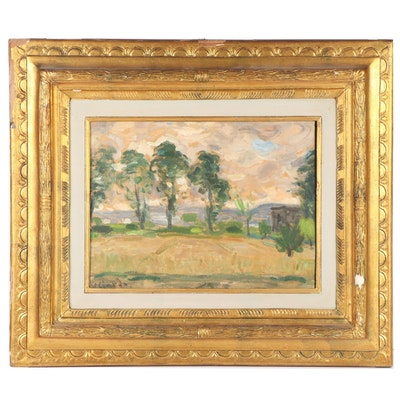 Vincenzo Ciardo Landscape Oil Painting