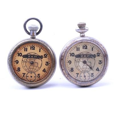 1929 Graf Zeppelin Pocket Watches