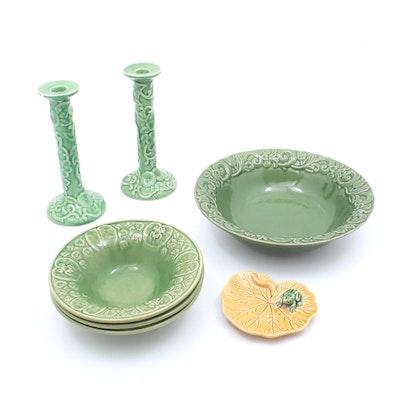 Bordallo Pinheiro Ceramic Tableware