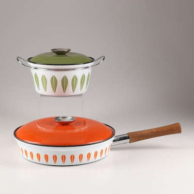 Catherine Holm of Norway Enameled Cookware