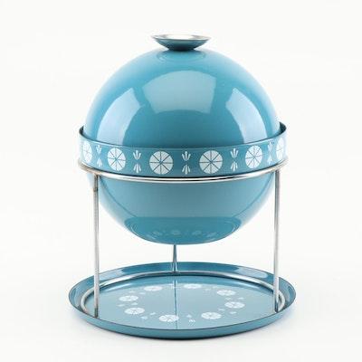 Catherine Holm of Norway Enameled Steel Fondue Pot