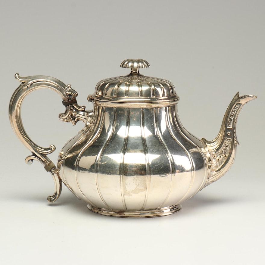 Elkington & Co. Silver Plate Teapot