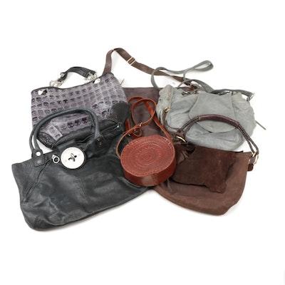 Handbags Including Treesje, Diesel, Anna Corinna and More