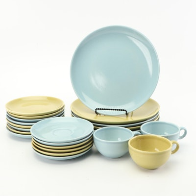 "Russel Wright for Iroquois China ""Casual"" Dinnerware, Mid-Century"