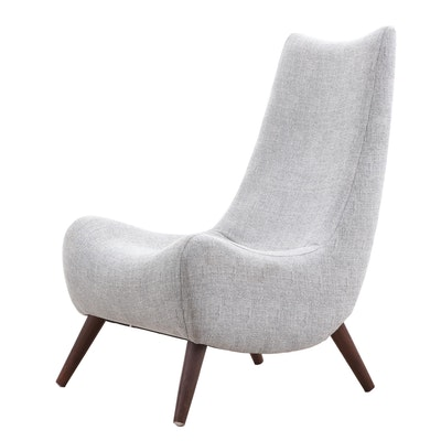 Jasper Modernist Lounge Chair