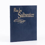 """Signed Limited Edition """"Flies for Saltwater"""" by Dick Stewart and Farrow Allen"""