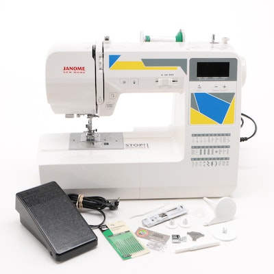 Janome New Home Model 811 Sewing Machine