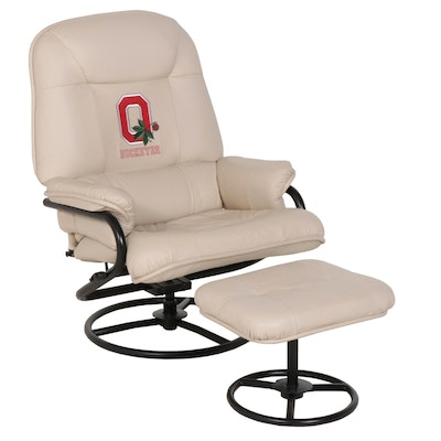 Ohio State Buckeyes Lounge Chair