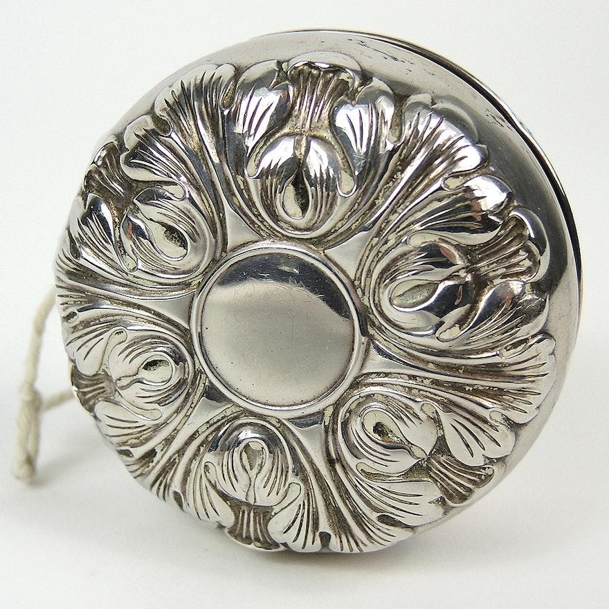 Gorham Sterling Silver Yo-Yo, Steel Body