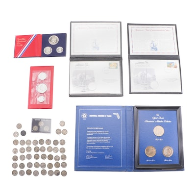 Bicentennial and America's First Commemorative Coins and Wartime Nickels