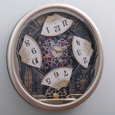 Seiko Melodies in Motion Special Edition Wall Clock