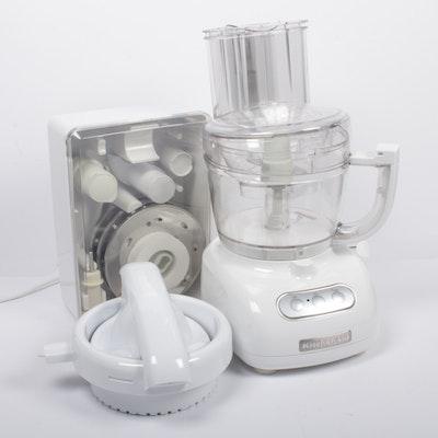 KitchenAid Food Processor and Accessories