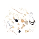 Kenneth Jay Lane Gold Tone Costume Jewelry Necklaces