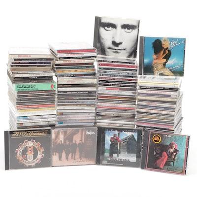 Classic Rock CDs featuring Janis Joplin