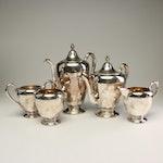 Sterling Silver Tea Serving Set