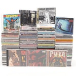 Eclectic Contemporary Music CDs