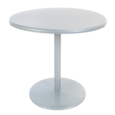 """Design Within Reach """"Boulevard"""" Powder Coated Aluminum Outdoor Dining Table"""