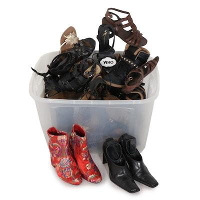 Women's Franco Sarto, Muk Luks, Jennifer Swii, and More Shoes