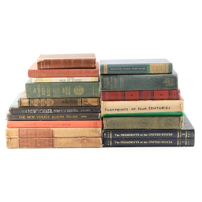 Vintage and Antique Non-Fiction Books