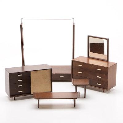 "Mattel ""MCMLL III"" Doll Furniture, Mid 20th Century"
