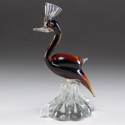 Art Glass of Bird