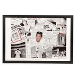 Joe DiMaggio Signed Limited Lithograph, COA